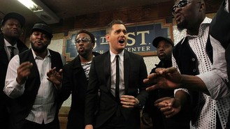 Buble: I feel a real New Yorker