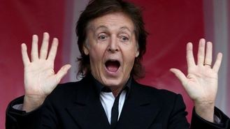 Macca says bye to Candlestick Park
