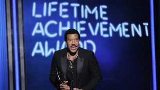 Lionel honoured with lifetime award