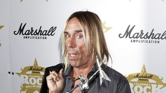 Iggy Pop to present Christmas shows