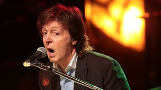 McCartney tempted for rap track