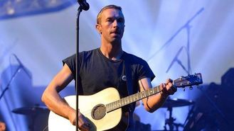 Coldplay closes Big Weekend's day 1