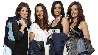 B*witched donate trademark denim