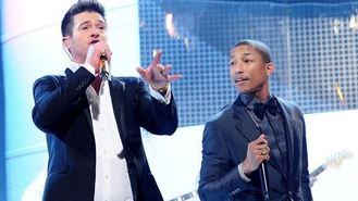 Thicke: I didn't pen Blurred Lines