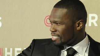 Rapper 50 Cent working on TV show