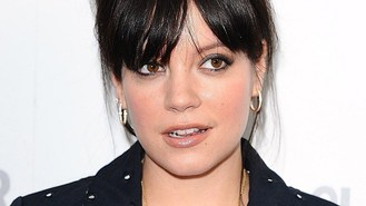 Lily Allen back in satirical video