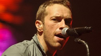 Chris Martin cooks up fire warning