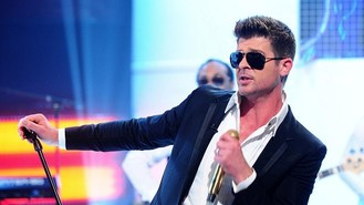 Thicke song comes under attack