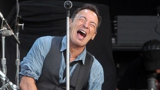 Springsteen confirms festival spot