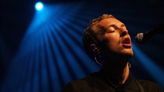 Coldplay release single from album