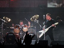 Metallica to play Black at Download