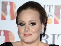 Adele leads female charge on charts
