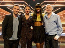 X Factor song faces chart challenge