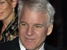 Steve Martin wins Bluegrass award
