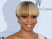 Mary J Blige wants Cruise duet