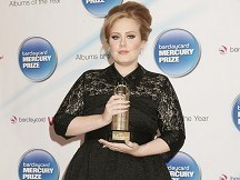 Adele in running for MTV awards