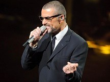 George Michael sings for Sir Elton