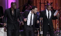 Stars out for Motown celebration