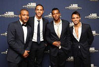 X Factor stars JLS back 'axed' Cole