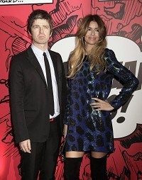 Noel Gallagher engaged to Sara?
