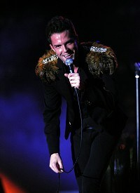 Killers to open Hard Rock Calling