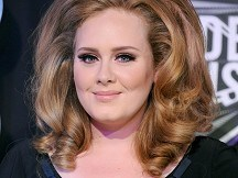 Adele up for three more music gongs