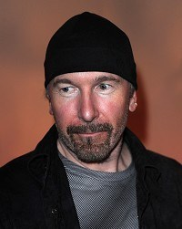 U2's The Edge in US mansions deal
