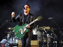 Demo threat to U2 Glastonbury show