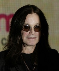 Kerrang! award for Ozzy Osbourne