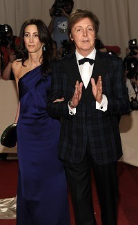 Sir Paul to marry for third time