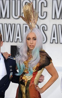 Lady Gaga: My hair's falling out