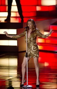 Celine Dion returns to Vegas stage