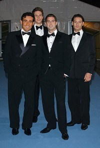 Special classic award for Il Divo