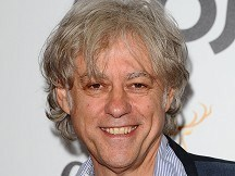 Geldof: Love is what it's all about