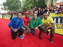 Next JLS album will be personal