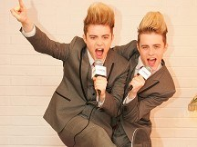 Jedward British tour, with no songs