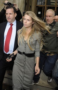 Stone's daughter appears in court