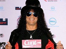 Slash: I like Guns And Roses tunes