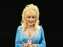 Parton's mailbox surprise from fan