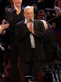 Sondheim to be honoured at Oliviers
