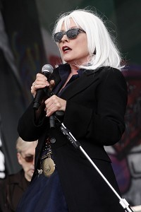 Blondie to headline Camp Bestival
