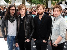 Kings of Leon proud of Potter fan