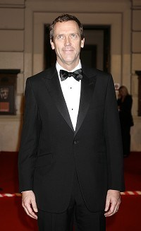 Hugh Laurie closes jazz festival