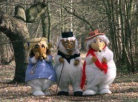 Wombles reform for Glastonbury gig