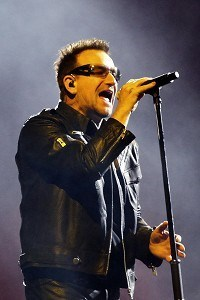 Bono talks drug violence in Mexico