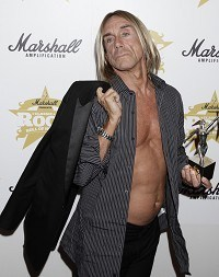 Iggy Pop defends Idol appearance