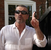 George Michael hints at tour return