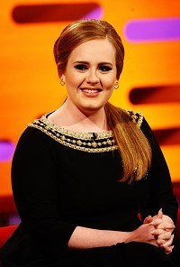Adele rules at top of album chart