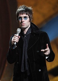 Liam's Beady Eye makes live debut
