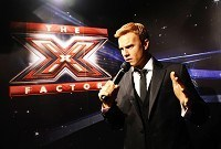 Barlow waxwork has the X Factor